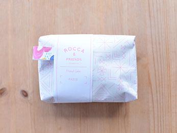 旅する紅茶のパウンドケーキ <br>/ パリティー