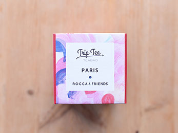 TRIP TEA TEABAG /<br>PARIS