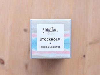 TRIP TEA TEABAG /<br>STOCKHOLM