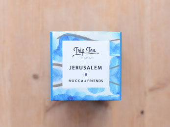 TRIP TEA TEABAG /<br>JERUSALEM