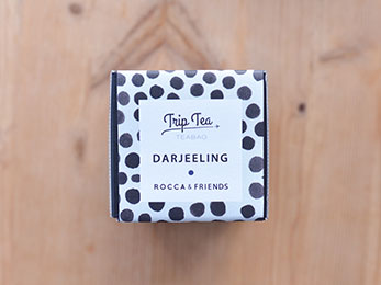 TRIP TEA TEABAG /<br>DARJEELING